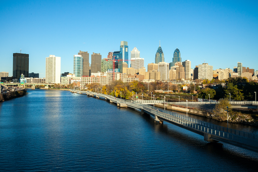 Pennsylvania's Schuylkill River Trail | Photo Thom Carroll