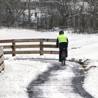 Seven Hot Tips for Cold-Weather Biking