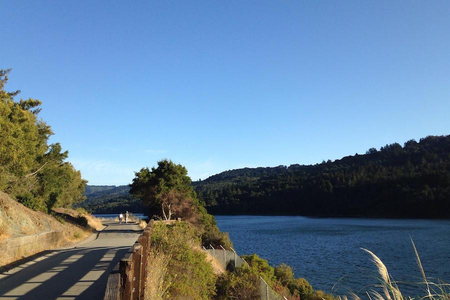 California's Crystal Springs Regional Trail | Photo by TrailLink user fleming.joseph