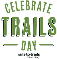 Celebrate Trails Day logo by RTC