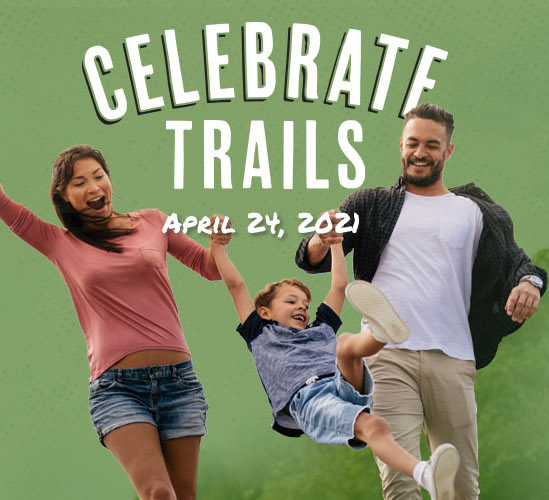 Celebrate Trails Day 2021 Save the Date square