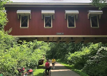 Top 10 Trails in Ohio