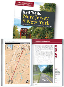 Rail-Trails: New Jersey & New York guidebook
