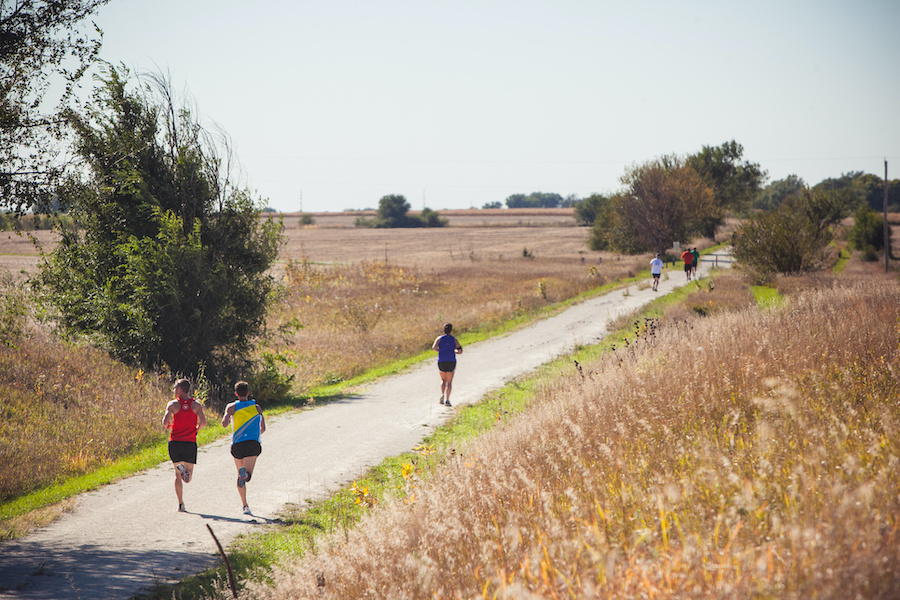 MoPac Trail East in Nebraska | Courtesy Market to Market Relay