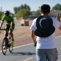 Arizona's Santa Cruz River Park Trail