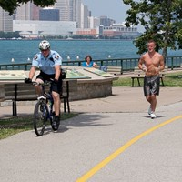 Police Work and Safety | Rails-to-Trails Conservancy