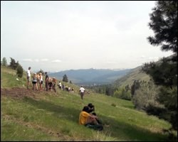 Missoula High Schoolers Blaze a Brand-New Trail in Montana