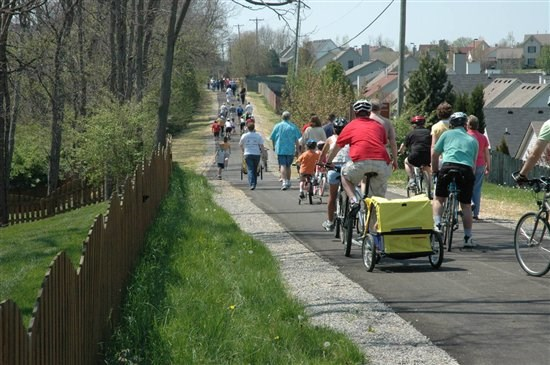 Lexington, Ky., Pushing to Extend and Connect Local Rail-Trail Network