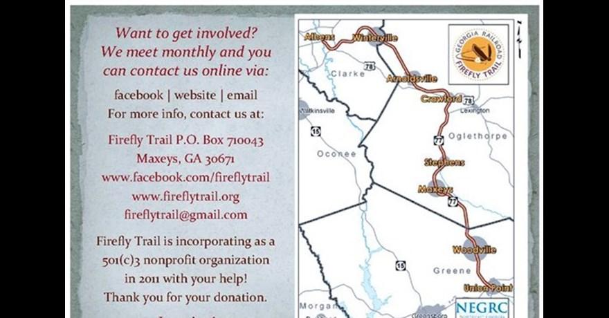 Athens, Ga , Lauches New Rail-Trail Project
