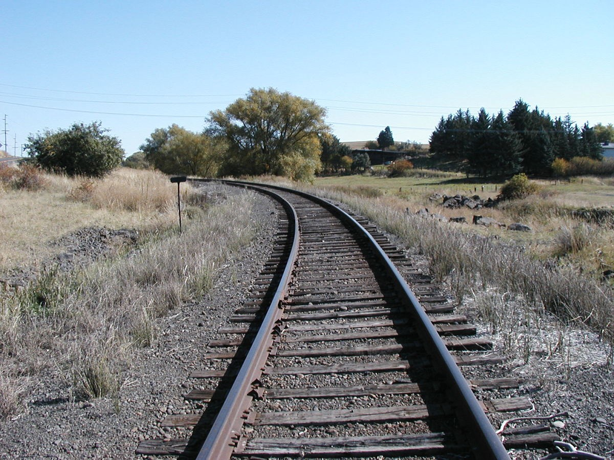 Notice: Upcoming Railroad Abandonment in Thurston County, Wash.