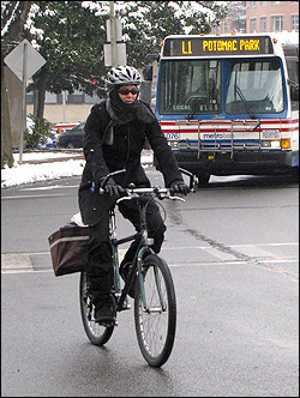 Winter Biking — Commuting in cold weather doesn't have to ...