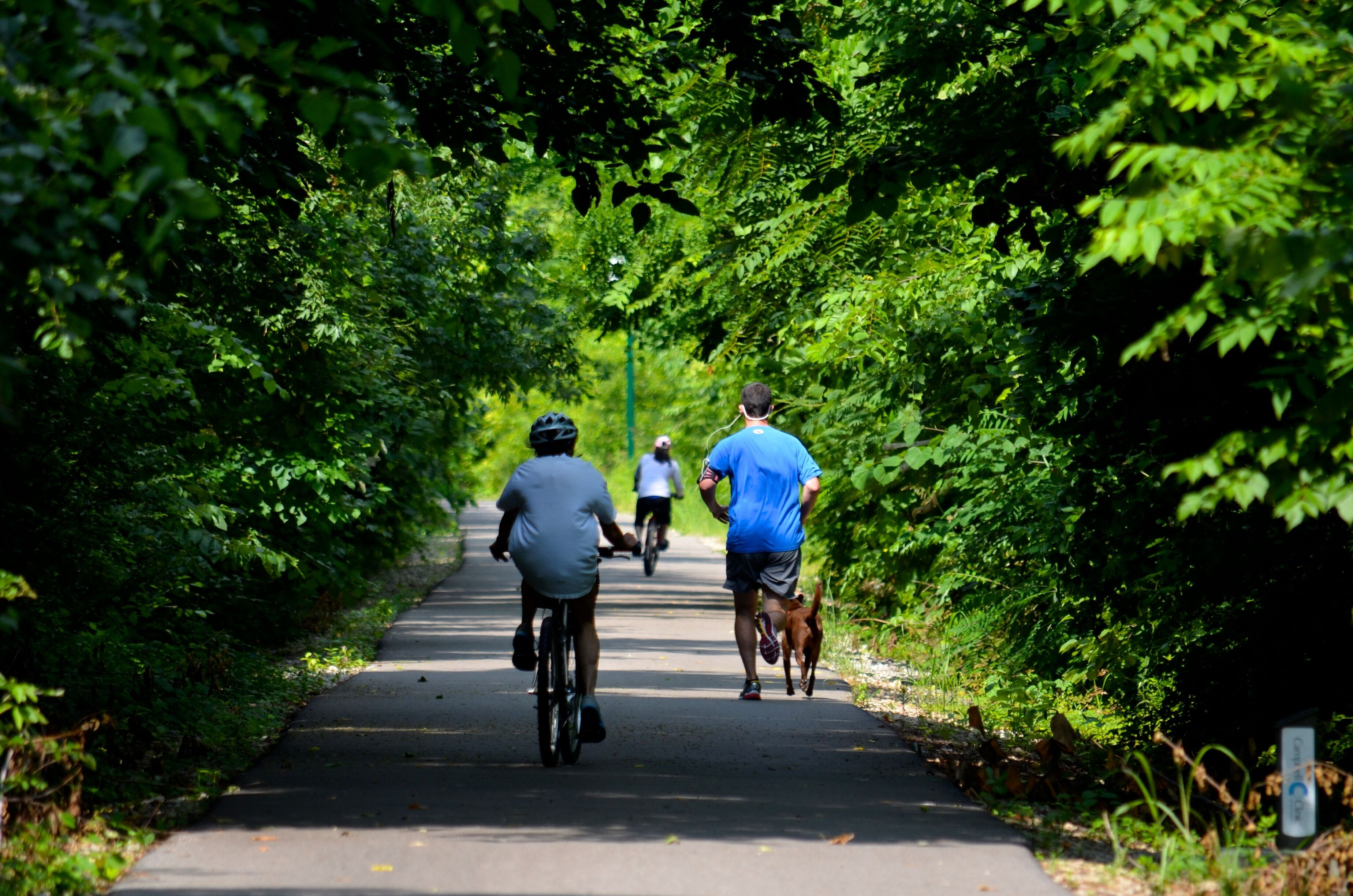 Tennessee's Shelby Farms Greenline