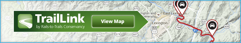 View a map of the Chessie Nature Trail