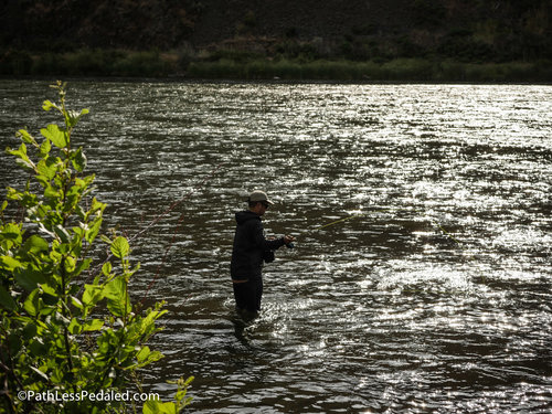 Three Great Trails for Fly Fishing by Bike