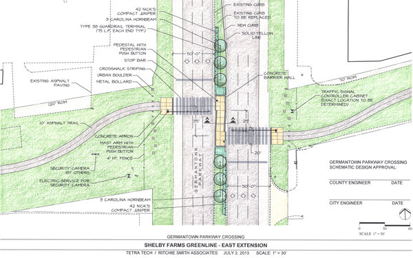 Shelby Farms Greenline to Become Memphis' Longest Greenway Trail on shelby farms green line, shelby farms park conservancy, shelby farms park memphis tn, shelby farms events, shelby farms trail map,