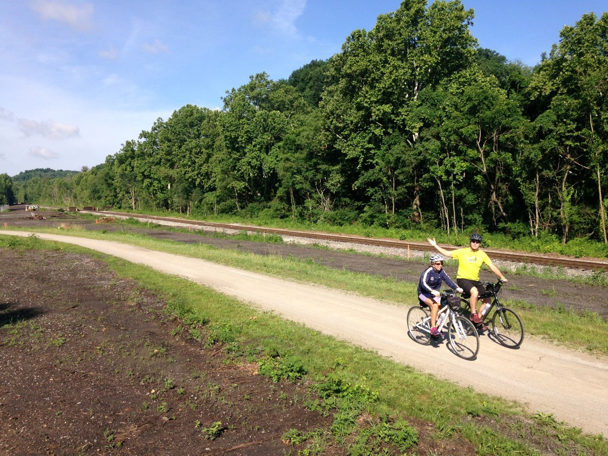 Beyond a Bike Ride: Rails-to-Trails Conservancy's 2016 Sojourn Series