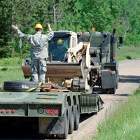 Michigan National Guard Lends a Hand in Unique Rail-Trail Partnership