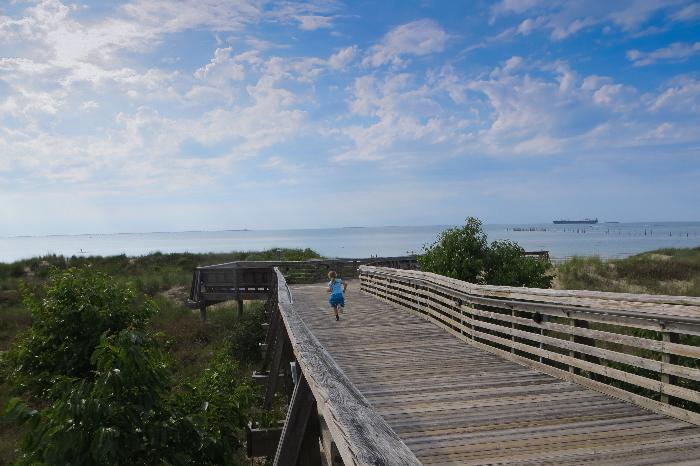First Landing State Park Provides The Perfect Setting For A Bike And Beach Adventure Vast Fronting Atlantic Ocean Is Easily Accessible From