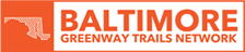 Baltimore Greenway Trails Coalition Logo