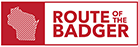Route of the Badger Logo