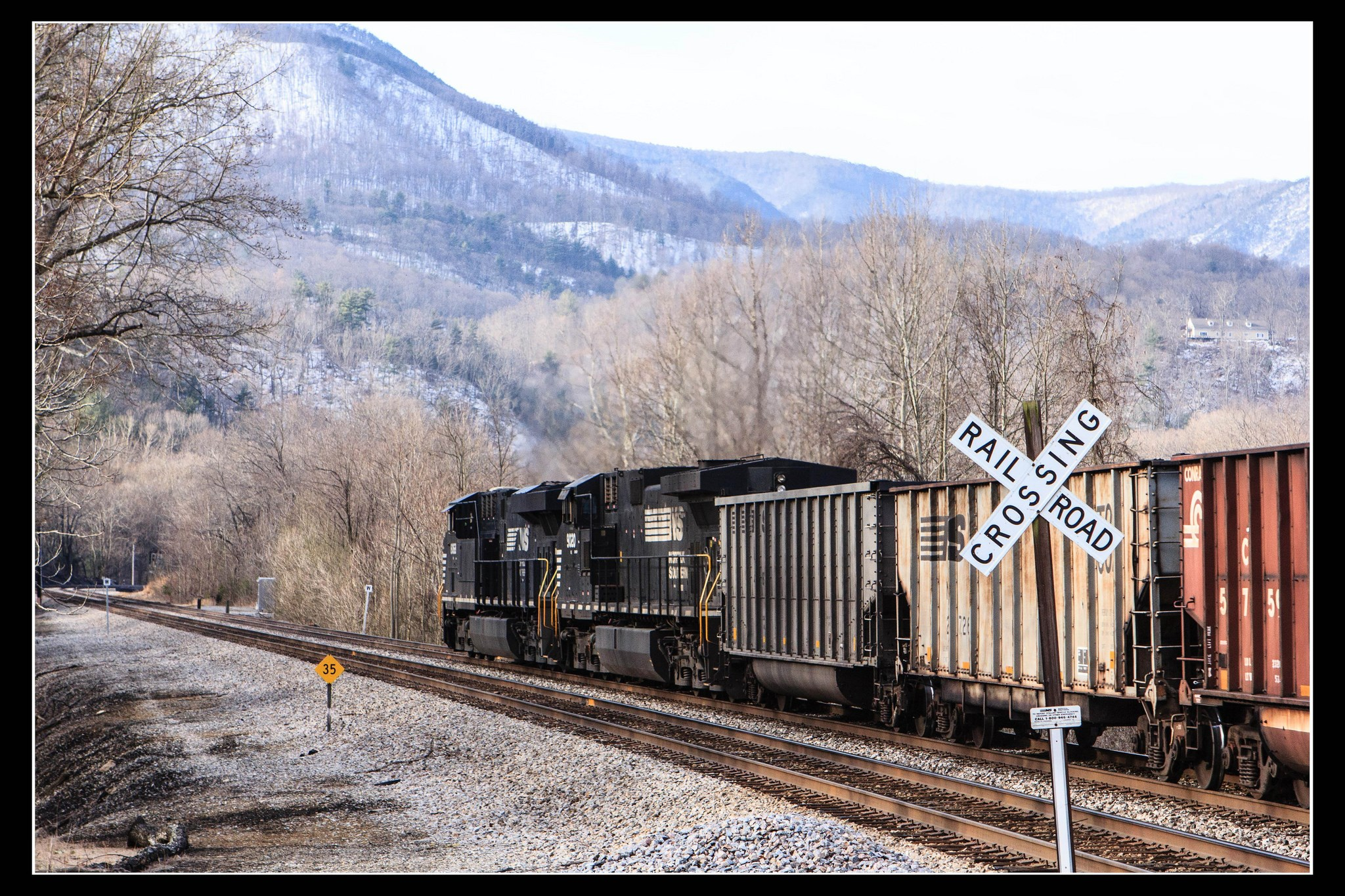Notice: Upcoming Railroad Abandonment in Roanoke County, Virginia