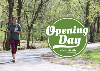 Here Are 13 Ways to Celebrate Opening Day for Trails on April 13