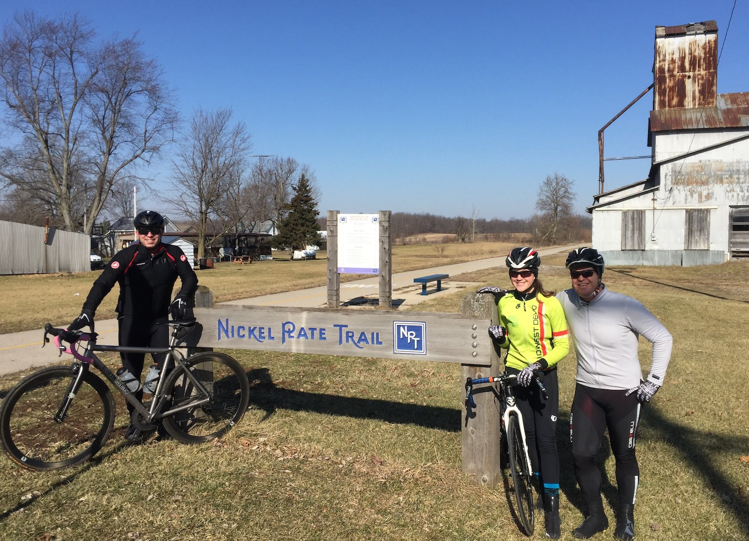 Indiana's Nickel Plate Trail