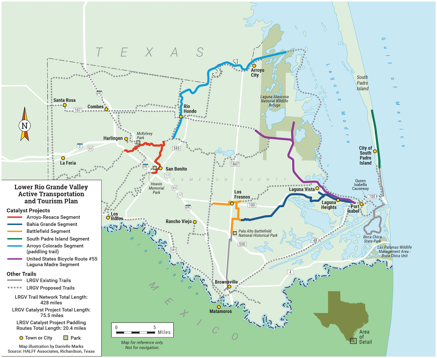 Projects Lower Rio Grande Valley Active Plan RailstoTrails