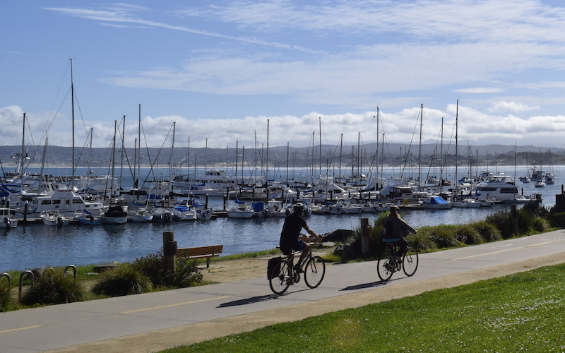 Monterey Bay Coastal Recreation Trail | Courtesy City of Monterey
