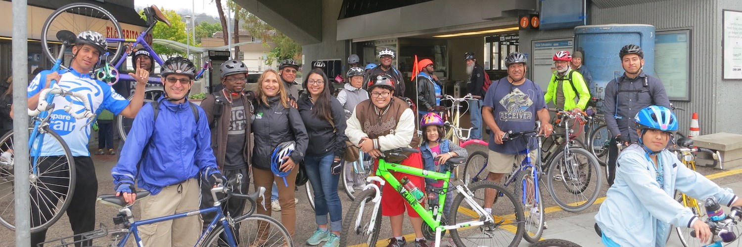 Bikes, Buses, BART and Breathing: California's Richmond Rides