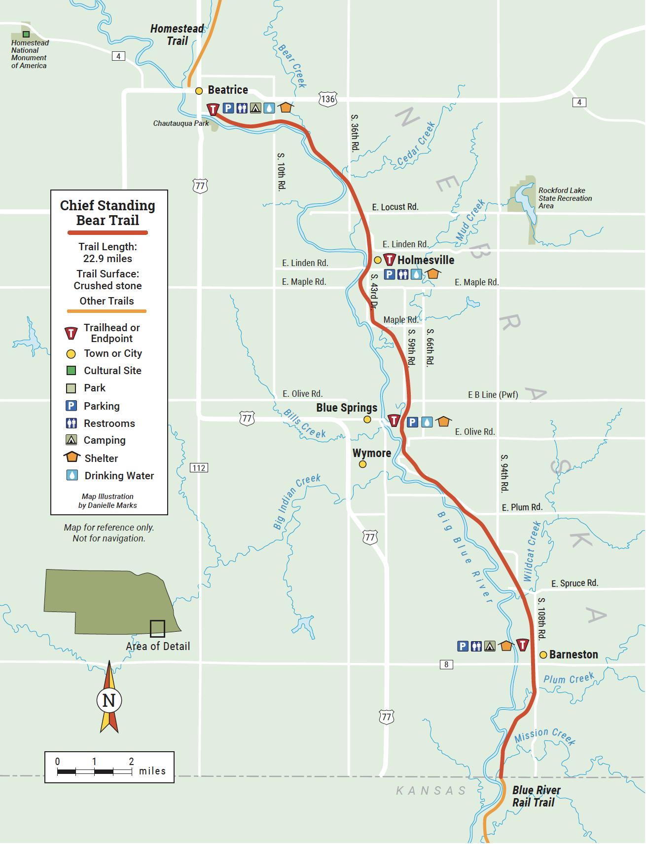 Landmark and Legacy: Nebraska's Chief Standing Bear Trail