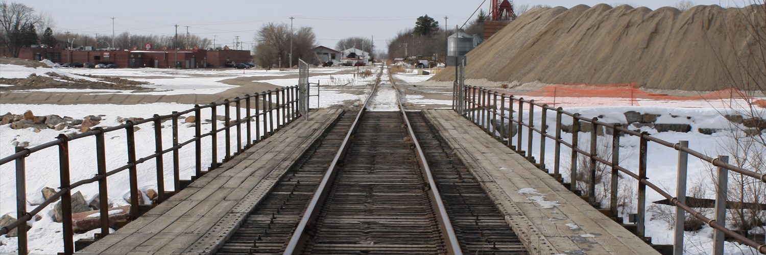Notice: Upcoming Railroad Abandonment in Stearns County, Minnesota