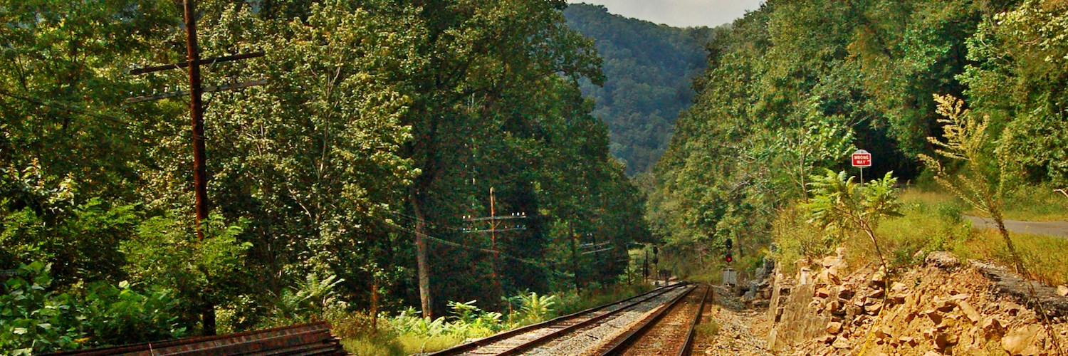 Notice: Upcoming Railroad Abandonment in Greenbrier County, West Virginia