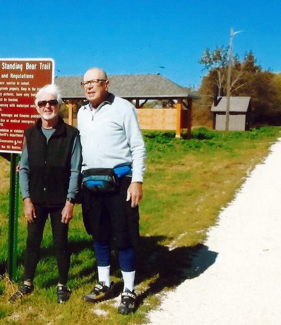 Doppelt Family Rail-Trail Champions | Rails-to-Trails