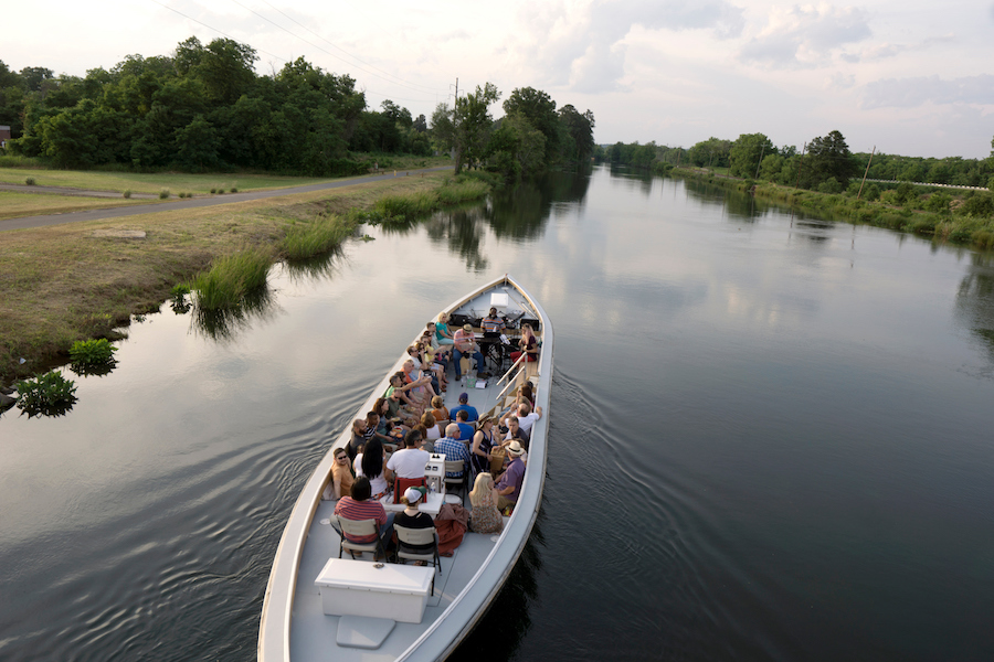 Georgia's Augusta Canal | Photo courtesy Augusta Convention and Visitors Bureau