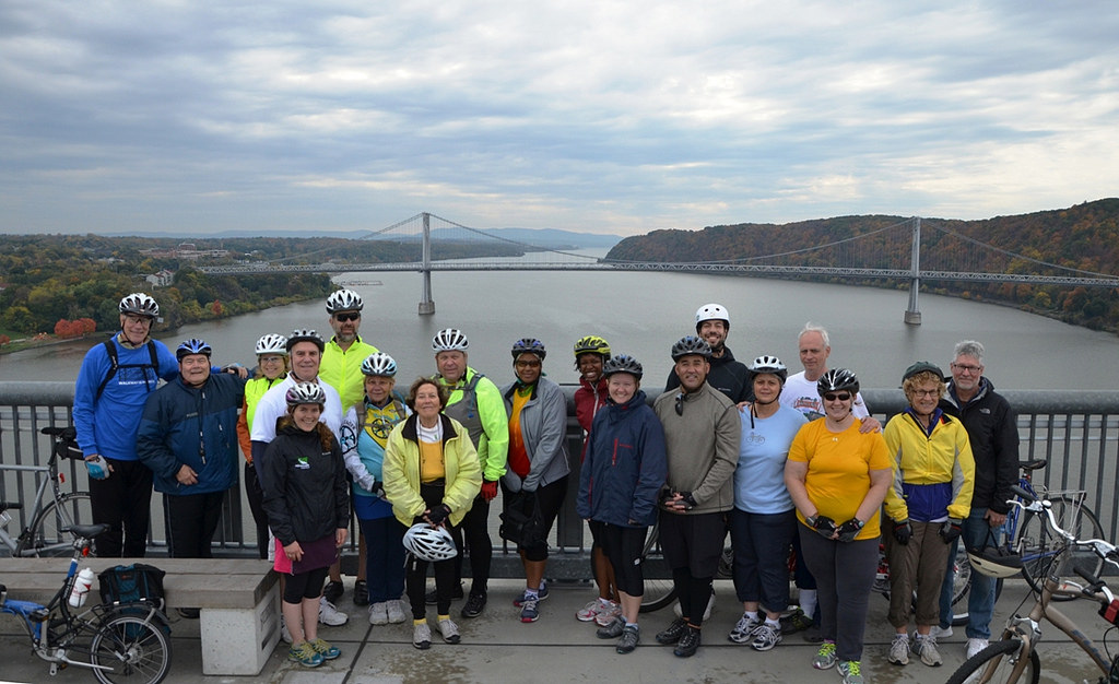 2014 Trailblazer Bike Ride in Hudson Valley, NY | Photo courtesy RTC