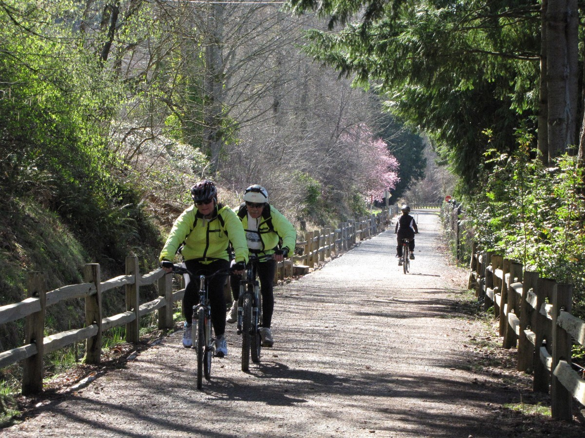 Rails-to-Trails Legal Team Protects Two Trail Corridors in Washington State