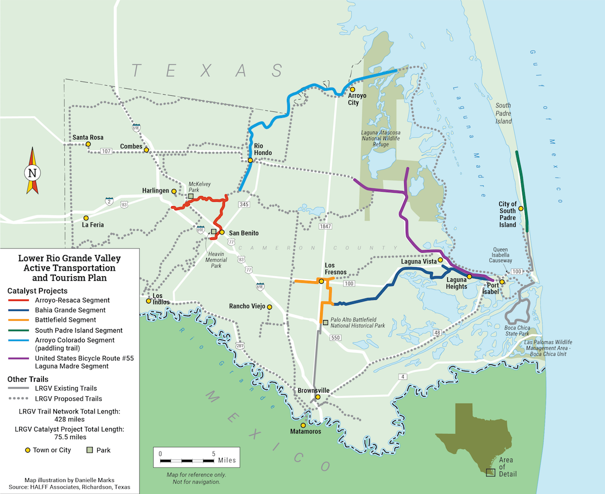 Lower Rio Grande Valley Active Transportation and Tourism Plan