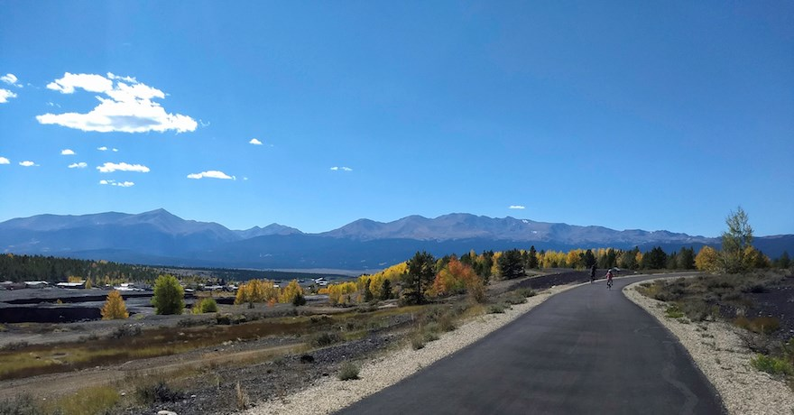 Colorado's Mineral Belt Trail