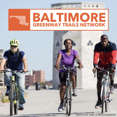 Baltimore Greenway Trails Network TrailNation Project