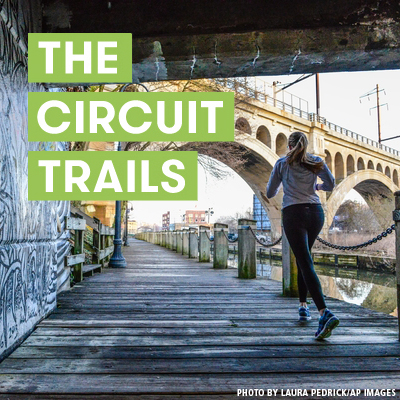 Circuit Trails TrailNation Project