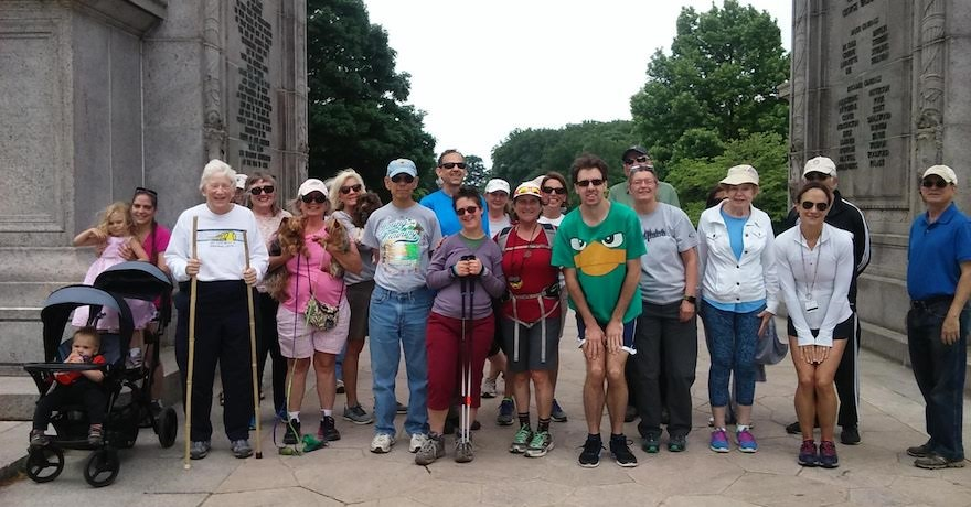 Prescribe-a-Trail: Walking to Happier and Healthier Lifestyles in Greater Philly