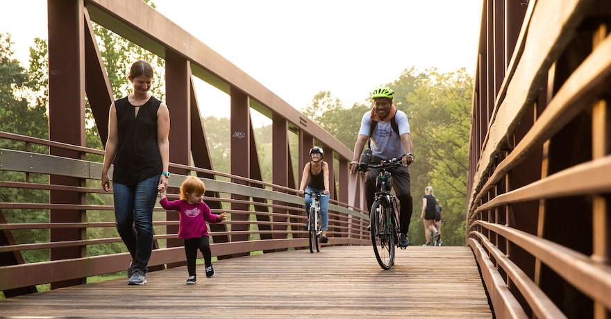 Protecting Trails in 2018: Five Ways We Mobilized in Communities This Year