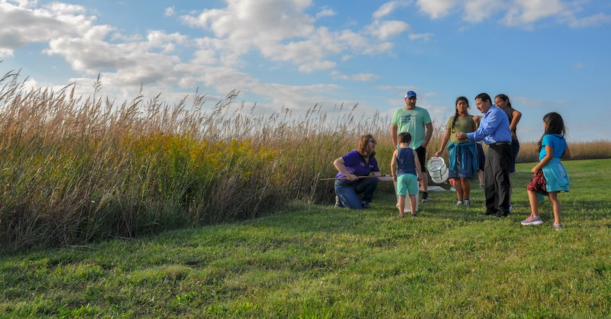Developing Trail in Lincoln Celebrates Nebraska's Tallgrass Prairie Legacy