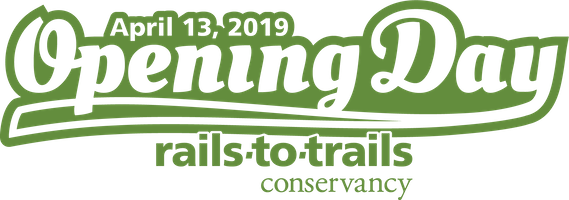 Opening Day for Trails 2019 Horizontal logo