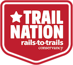 TrailNation by Rails-to-Trails Conservancy Logo