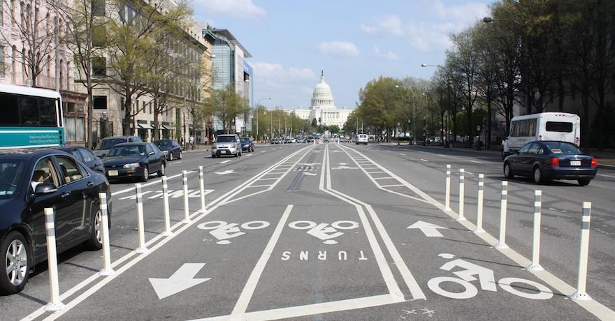 Trail Networks and Spines: Key Components As Congress Discusses America's Mobility Future
