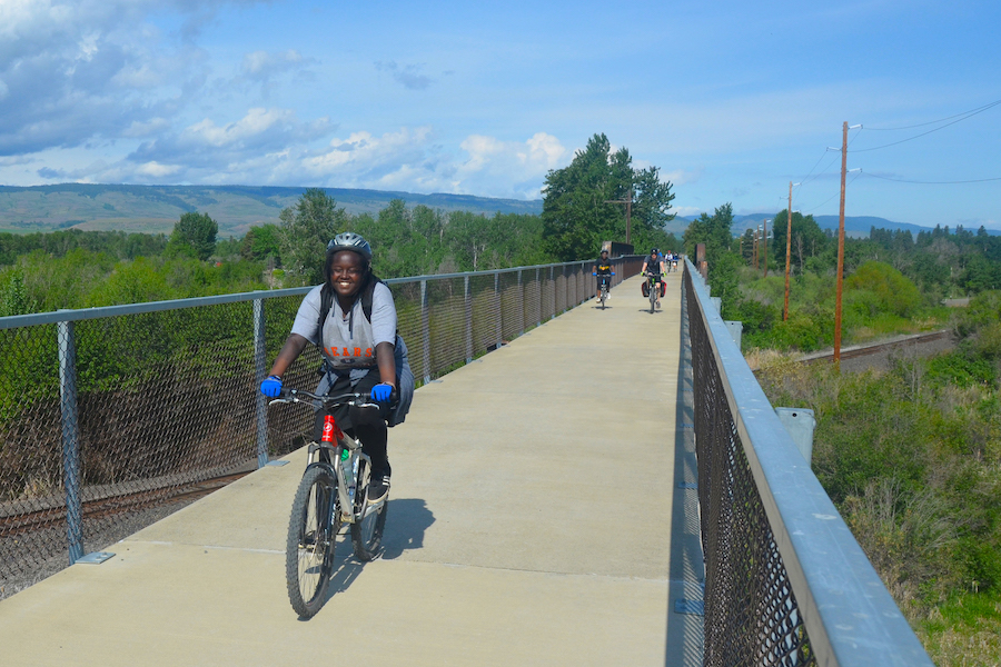 Palouse to Cascades State Park Trail near Kittitas Valley | Photo by Marilyn Hedges