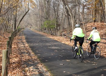 Pathways for Patriots: 10 Rail-Trails with American Revolution Sites