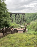Pennsylvania_Kinzua Bridge Skywalk_Photo by Anthony Le